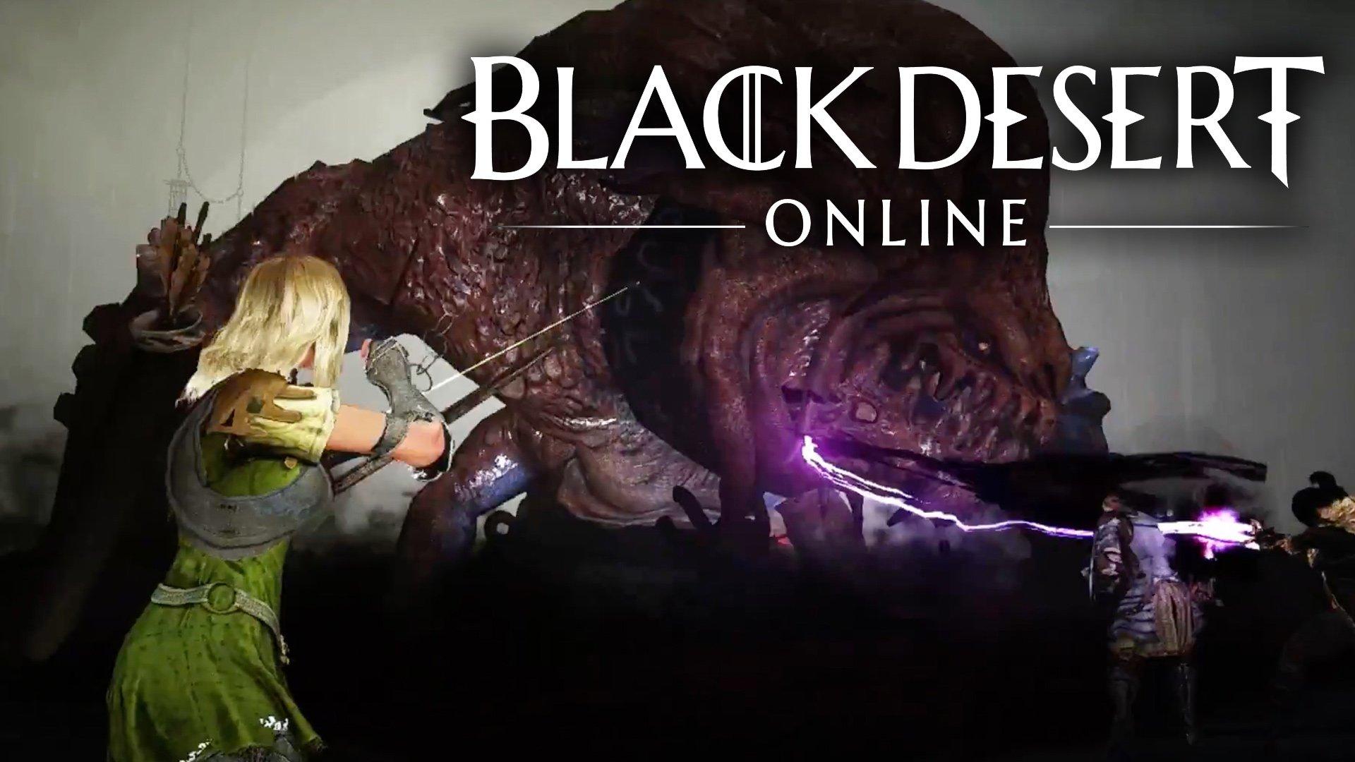 Black Desert Online - Mediah Part 2 Overview