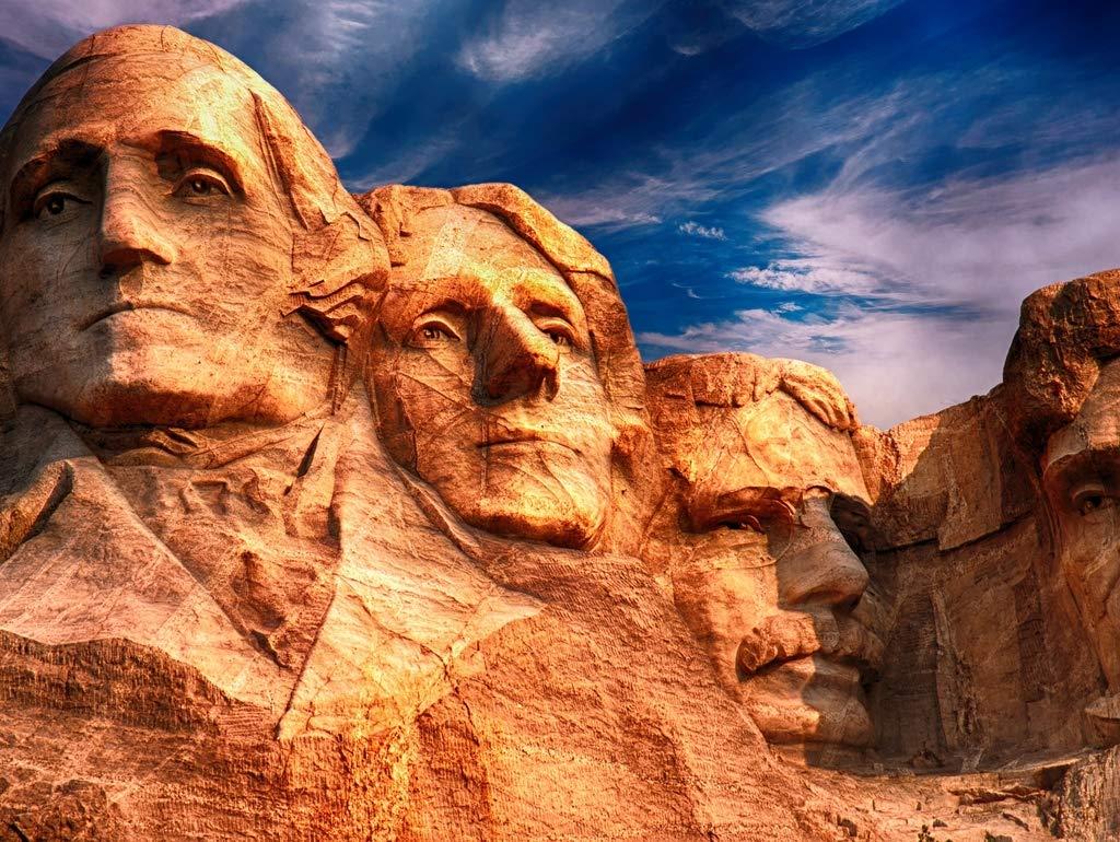 Lais Jigsaw Mount Rushmore 2000 pieces
