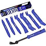 Wetado Trim Removal Tool, Car Upholstery Repair Kit, Car Door Audio Panel Trim Removal Set, Fastener Terminal Remover Tool Se