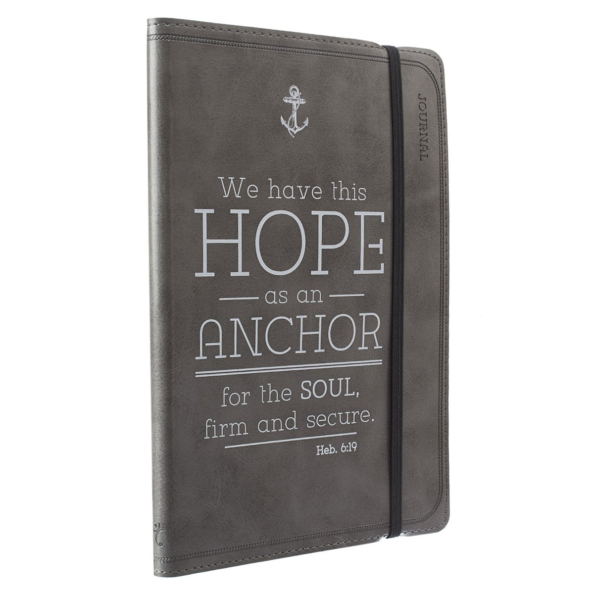 Pewter Anchor Flexcover Journal Notebook product image