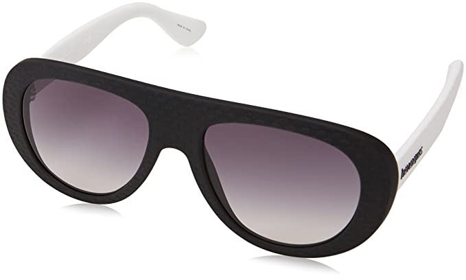 Havaianas Rio/M LS R0T 54, Gafas de Sol Unisex Adulto, Negro (