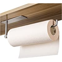 Suntech Stainless Steel Under Kitchen Cabinet Paper Towel Holder