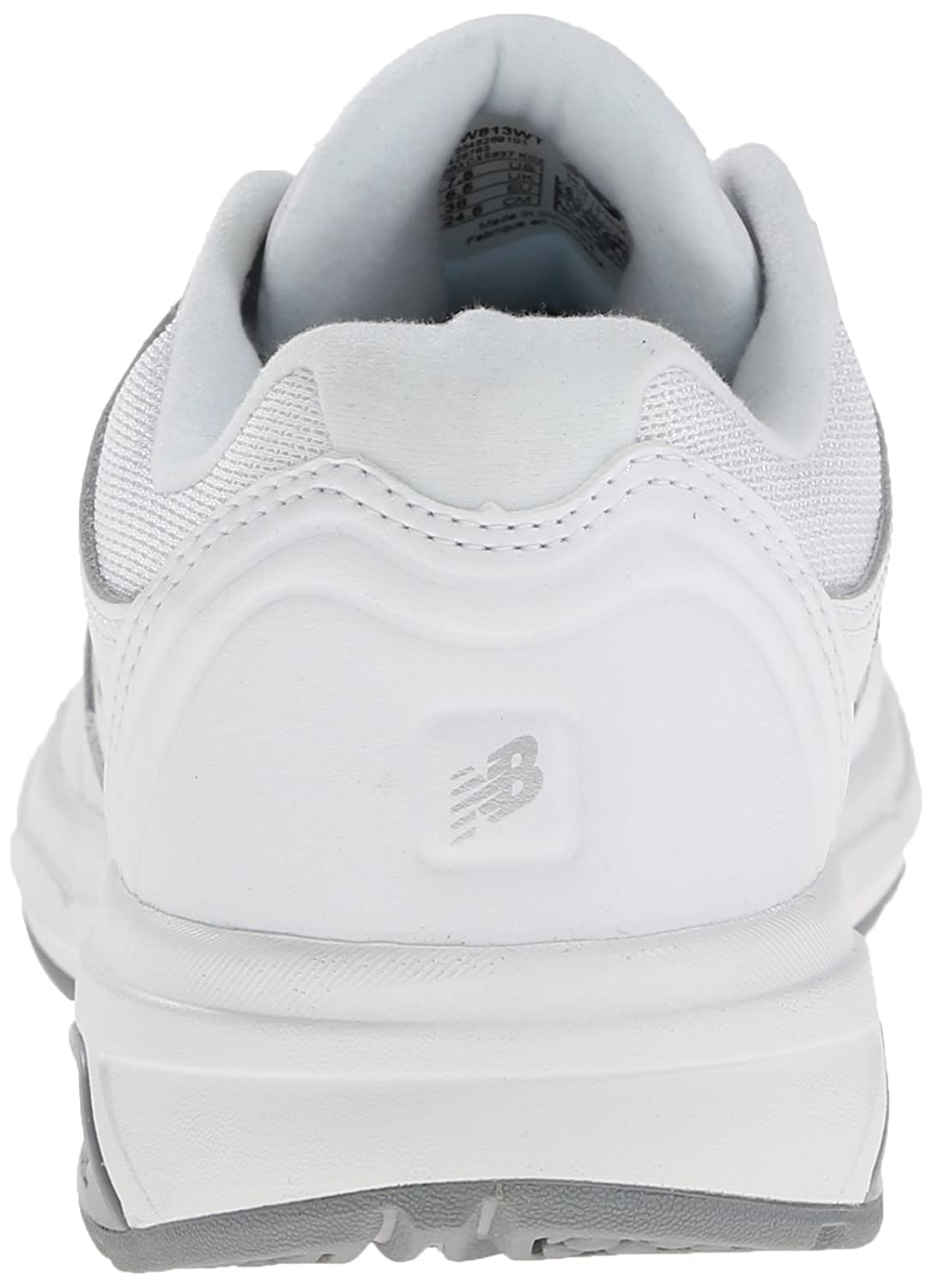 New Balance Women's 7 WW813 Walking Shoe B00LBZ7L46 7 Women's 2E US|White 2dc148