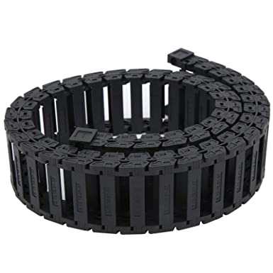 D3057 Cable Drag Chain High‑Speed Continuous Movement 0.7 Meter Low Noise Series for Engraving Machine for Professional Cable Protection