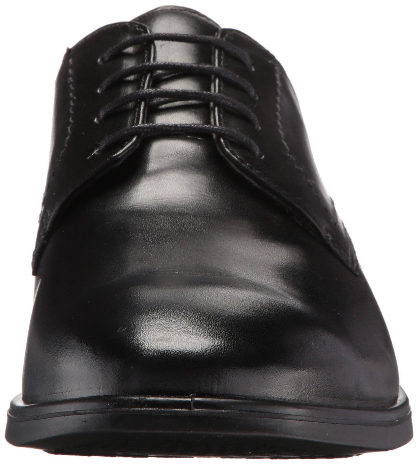 ECCO Men's Melbourne Tie Oxford, Black/Magnet, 43 EU/9-9.5 M US by ECCO (Image #4)
