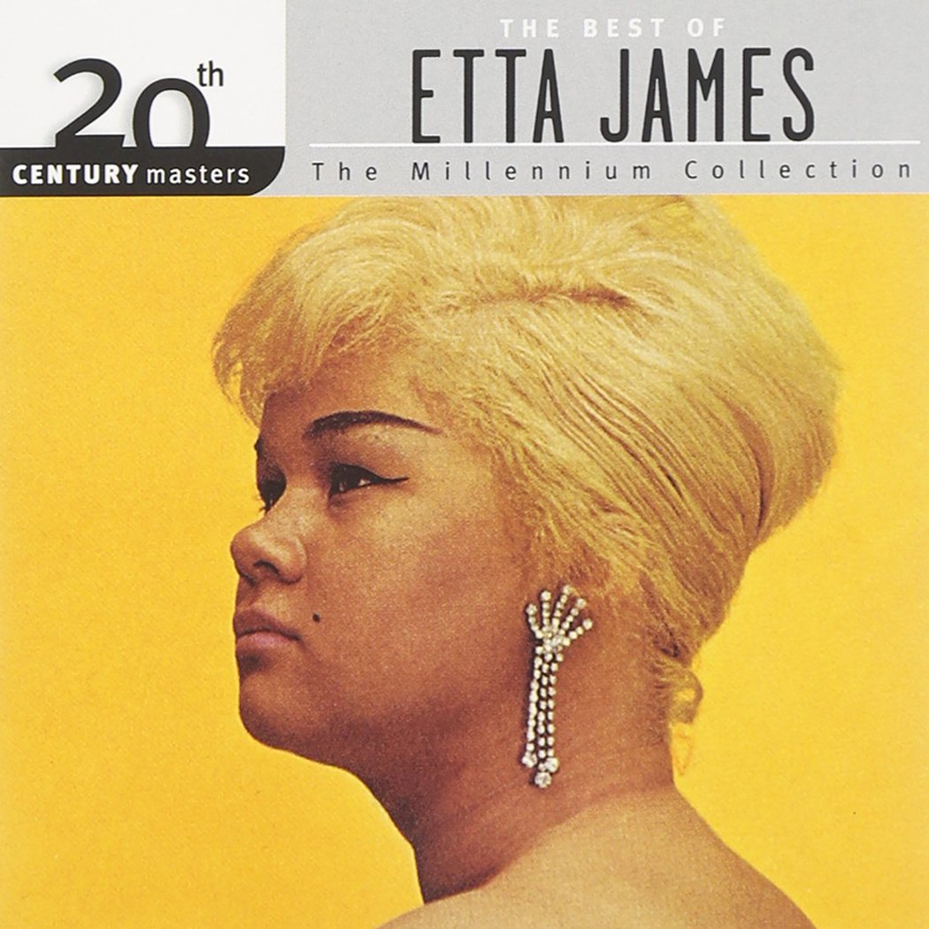 CD : Etta James - 20th Century Masters: Collection (Jewel Case Packaging)