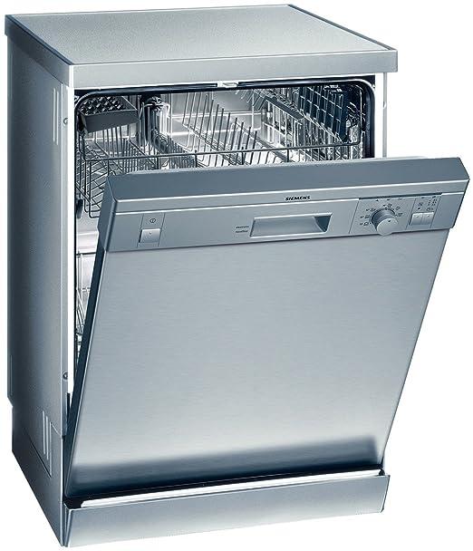 Siemens SE25E837EU lavavajilla Independiente 12 cubiertos ...