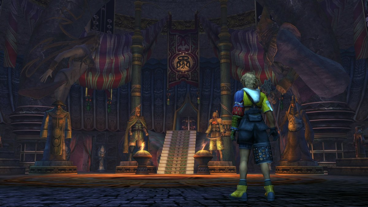 FINAL FANTASY X|X-2 HD Remaster - PlayStation Vita by Square Enix (Image #11)