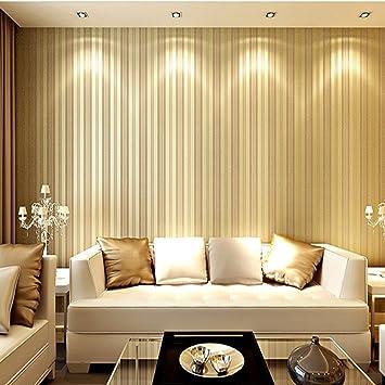 Ulike2 Europäischen Vertikal Dünn Streifen Und Strukturierte Style 2 Farben  Tapete (52,1 Cm