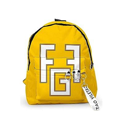 NoveltyBoy My Hero Academia School Oxford Backpack Cosplay Props: Clothing