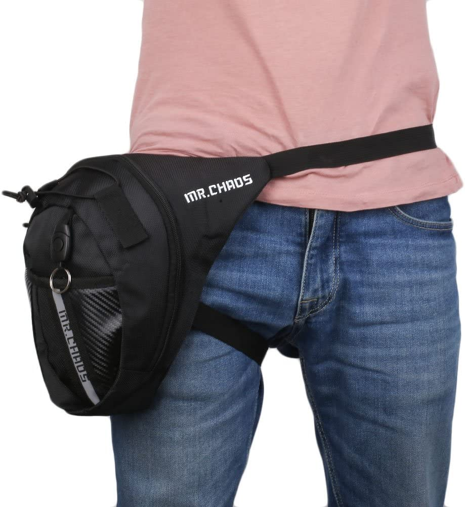 Sedeta® Bolso de Montar de la Motocicleta de la Tela de OxCycling Racing Carring Paquete de Bolsos de Cintura para Hombres.