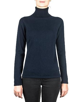 finest selection 03ca6 9ffeb CASH-MERE.CH Pullover   Sweater   Maglione Dolcevita da Donna 100%  Cachemire (XS-XXL)
