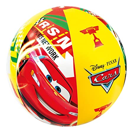 Intex 58053 - Pallone Cars, 61 cm: Amazon.it: Giochi e giocattoli