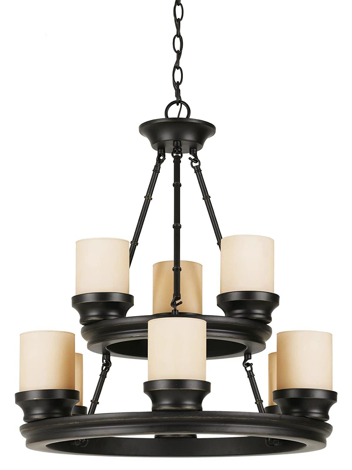 Amazon trans globe lighting 3369 rob chandelier with frosted amazon trans globe lighting 3369 rob chandelier with frosted glass shades rubbed oil bronze finished home kitchen arubaitofo Image collections
