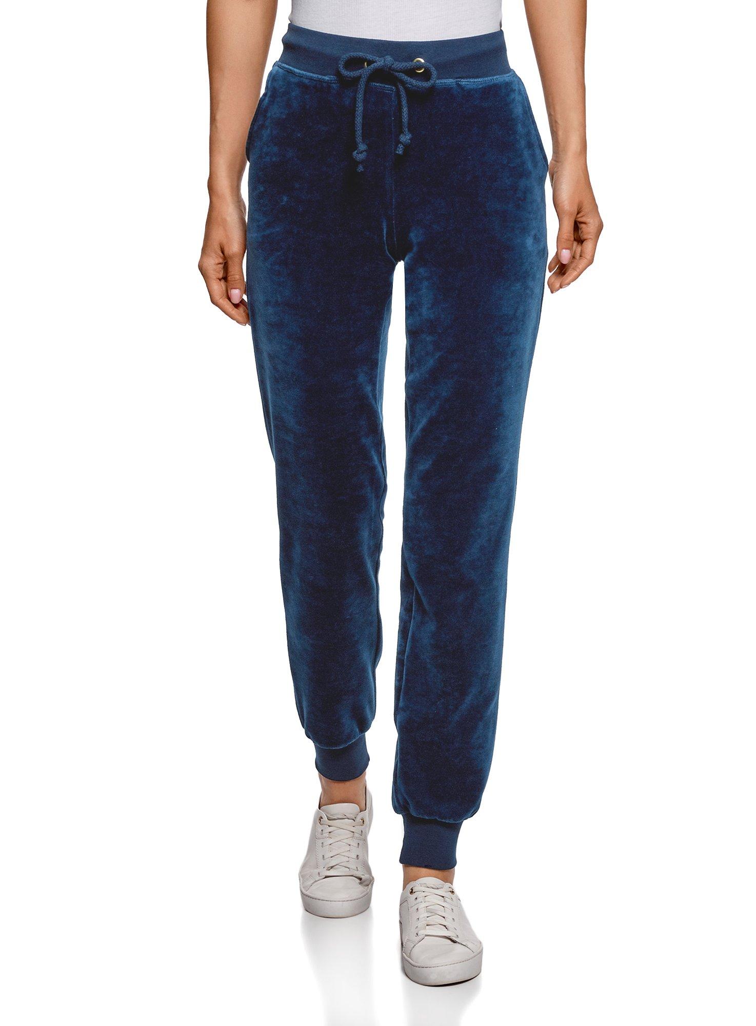 oodji Ultra Mujer Pantalones Deportivos con Cordones product image