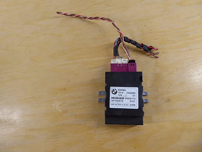 BMW E92 E93 E90 E84 E70 E71 E89 Fuel Pump Control Unit EKPM3