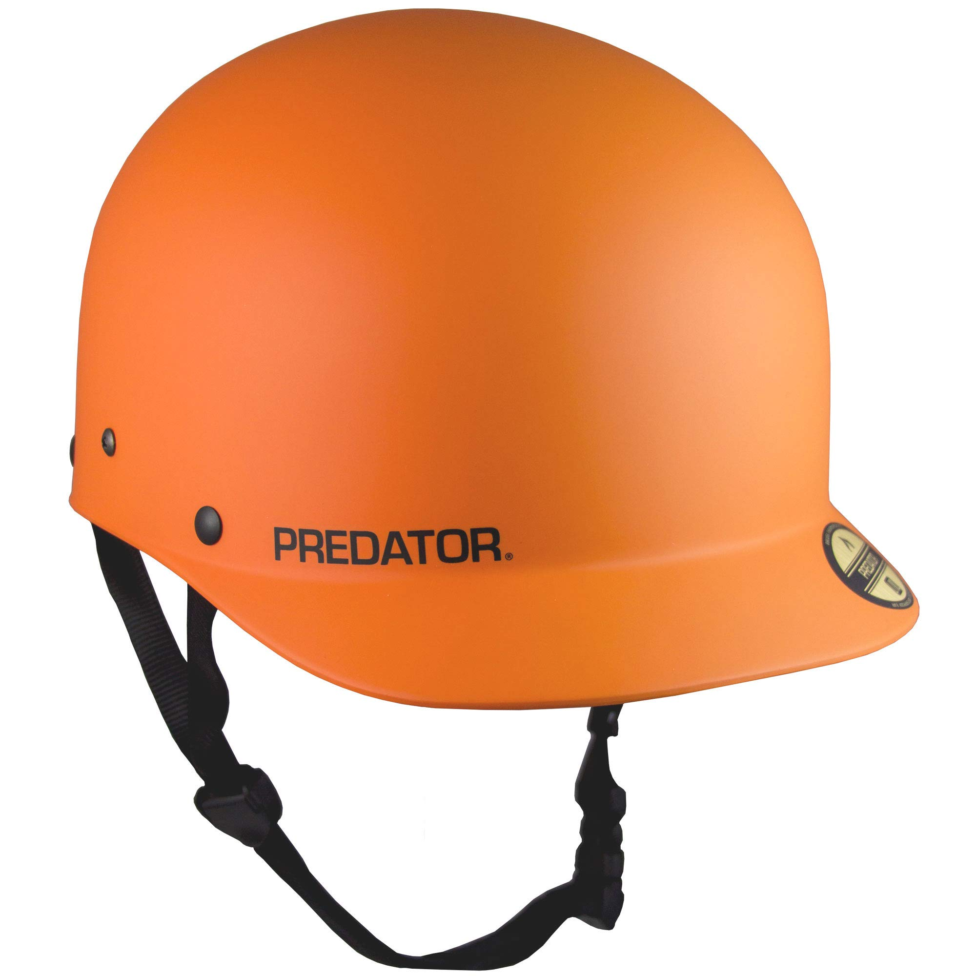 Predator Shiznit Kayak Helmet-MatteOrange-L/XL by Predator
