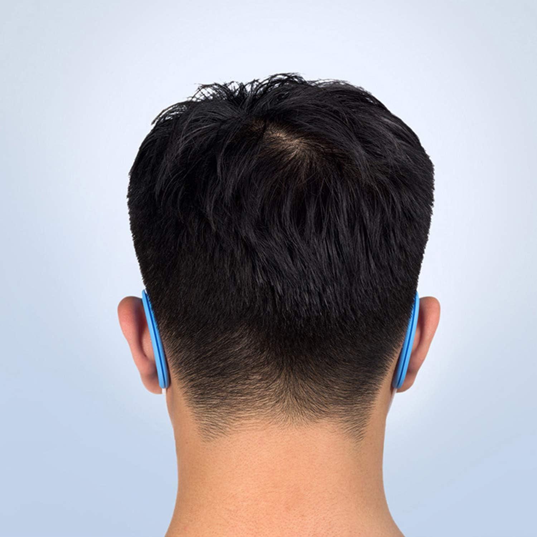 6 Pares gancho Hebilla de extensi/ón para orejas con gancho de m/áscara hebilla ajustable para orejas y m/áscaras clips para los o/ídos reducci/ón del dolor de o/ído