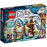 LEGO Elves - 41173 - Jeu de Construction - L'Ecole des Dragons d'Elvendale