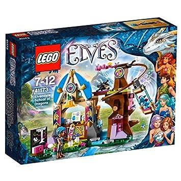 LEGO Elves 41173: Elvendale School of Dragons: Amazon.co.uk: Toys ...