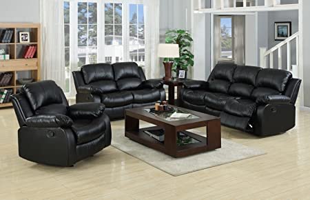 recliner harmony sofa flash ip in two walmart black com series recliners furniture leather with built