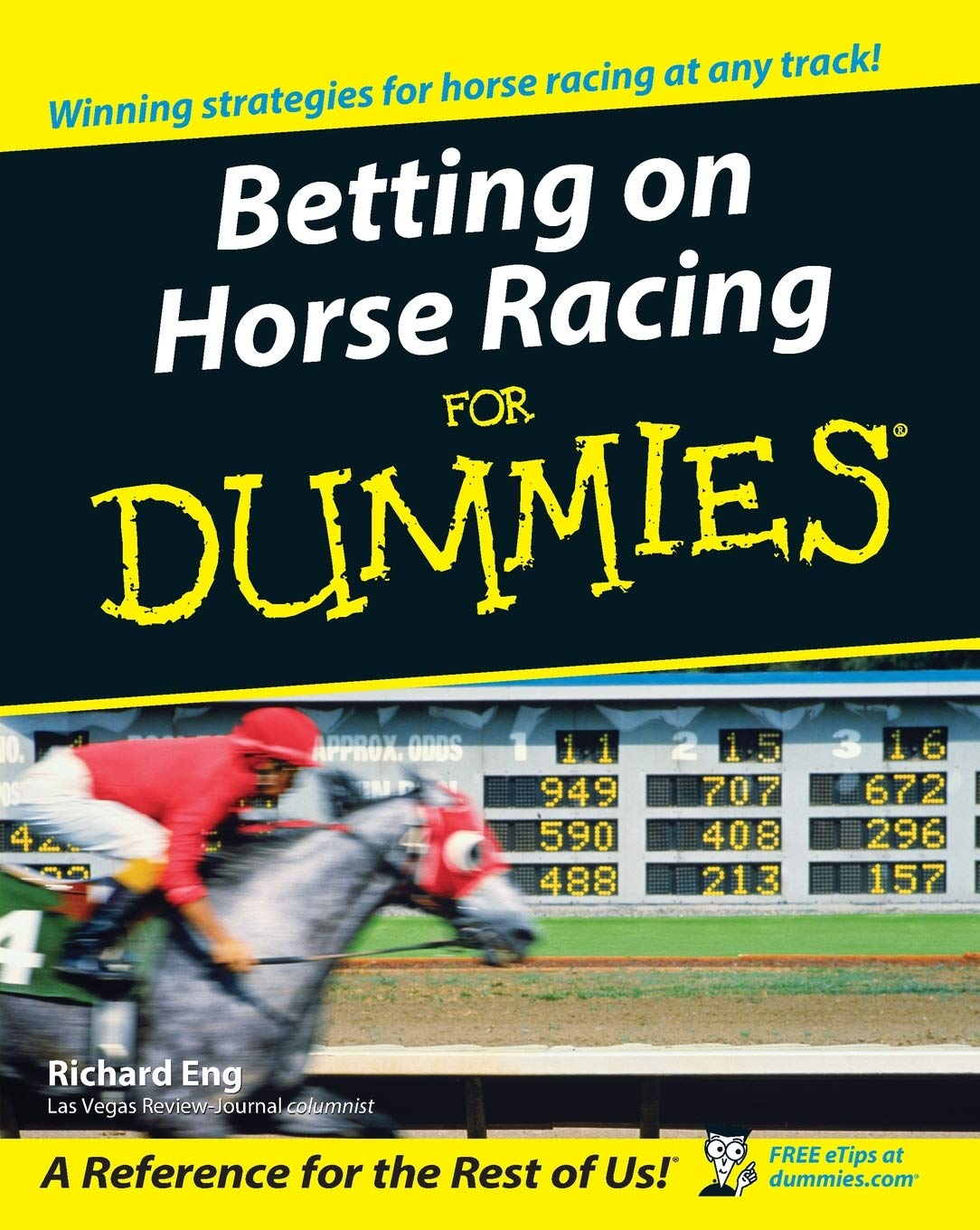 horse racing books betting line