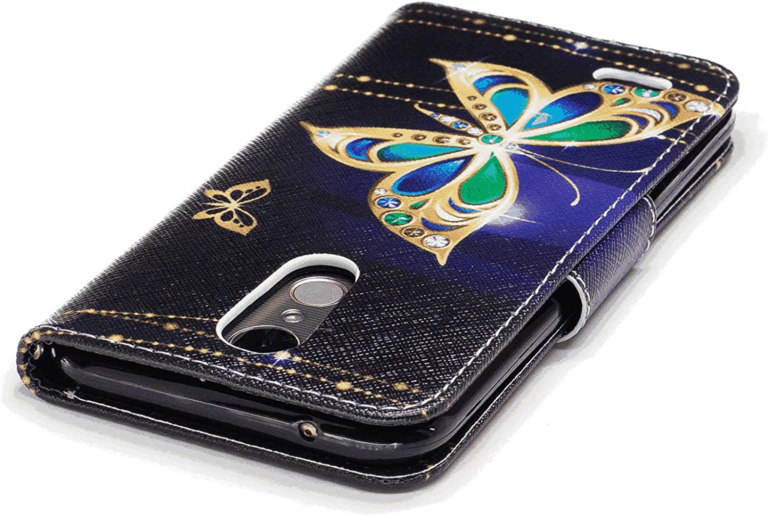Flip Cover fit for Samsung Galaxy A40 business gifts Simple-Style Leather Case for Samsung Galaxy A40