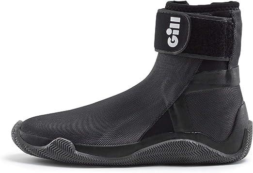 Schwarz Unisex Schn/ürverschluss f/ür verbesserte Passform Wasserdicht Gill Edge 4MM Neoprenanzug Stiefel Schuhe