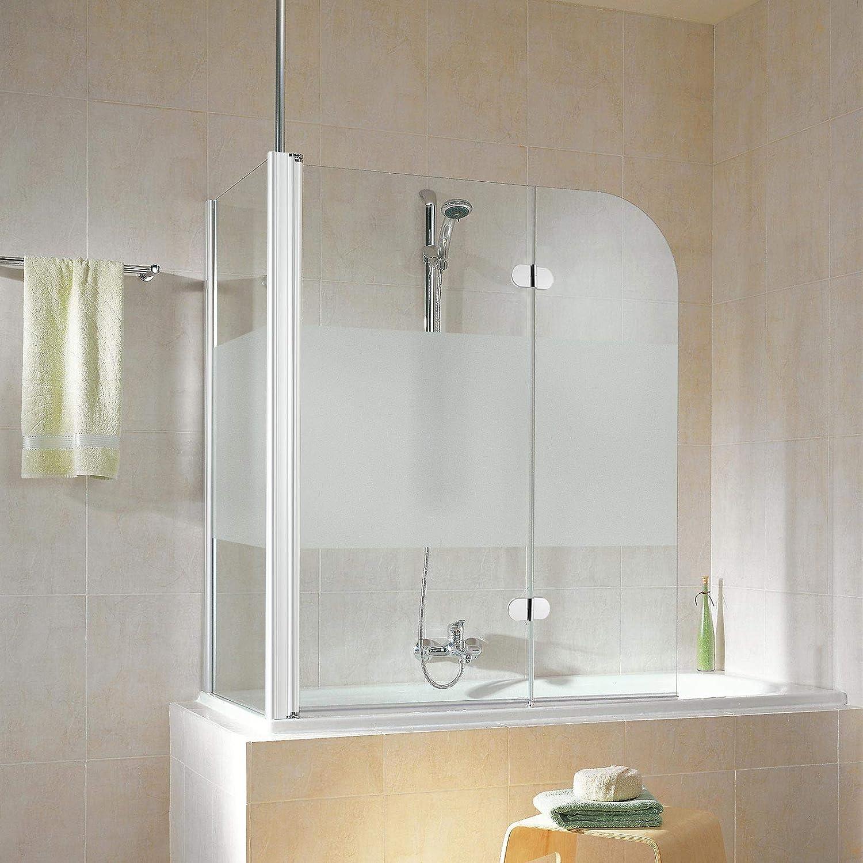 Schulte D81102 04 100 32 5 Garant - Mampara con pared lateral para ...