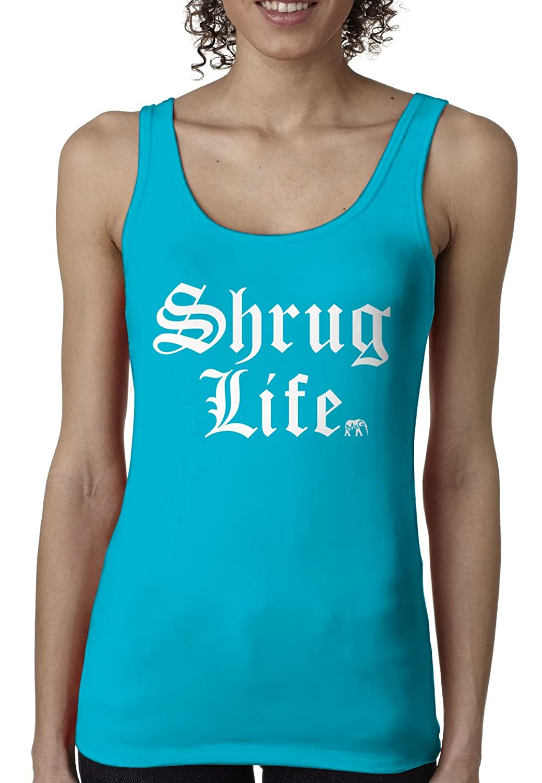 Bro Science Women's Shrug Life Tank-top