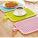 Amazon Com Bon Home Ddr100wh Heat Amp Dry Dish Rack Dish