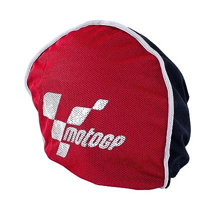 Amazon.es: MotoGP - Aero Bolsa para casco en rojo y negro ...