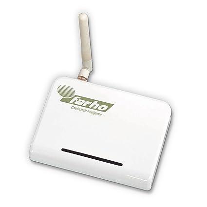 Farho - Módulo Control Internet Farho-MI . Le permitirá controlar cualquier Radiador eléctrico Farho