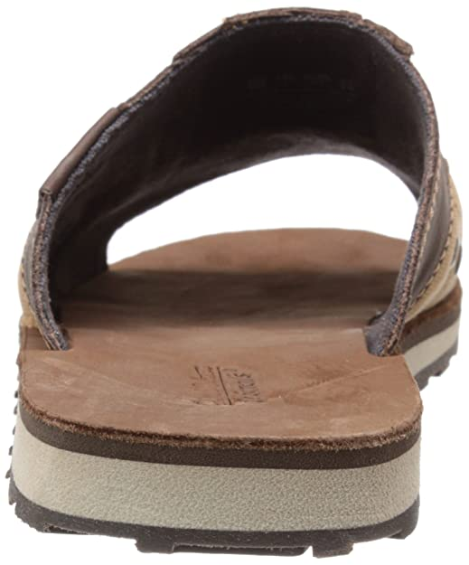 01f89270d18d Dr. Scholl s Men s Bowers Slide Sandal