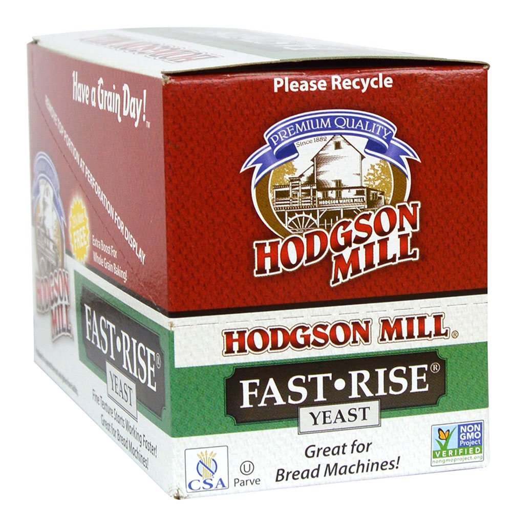 Hodgson Mill Active Dry Yeast Fast Rise - 8.75 g by Hodgson Mill