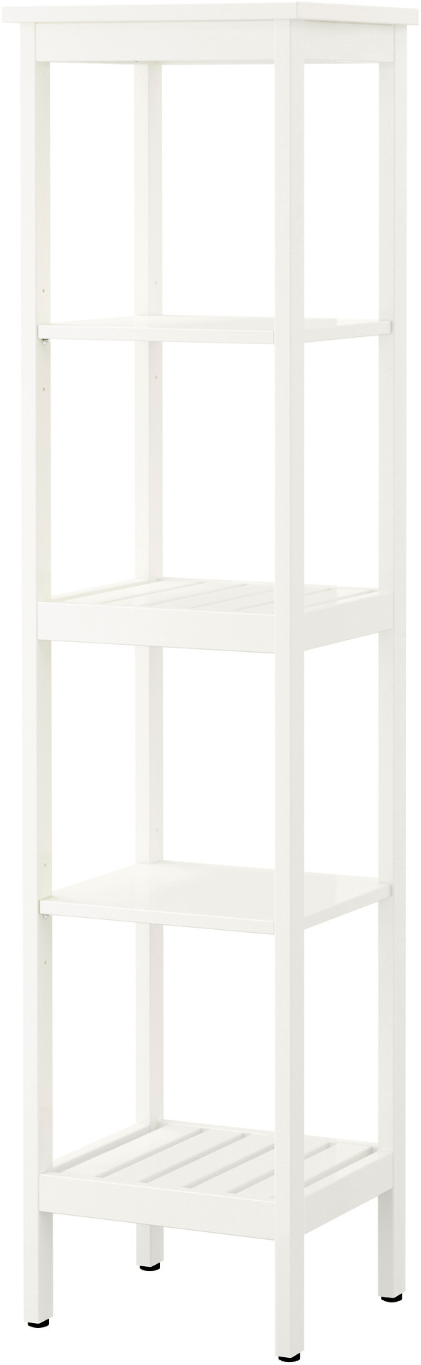 HEMNES Shelving unit - white - IKEA