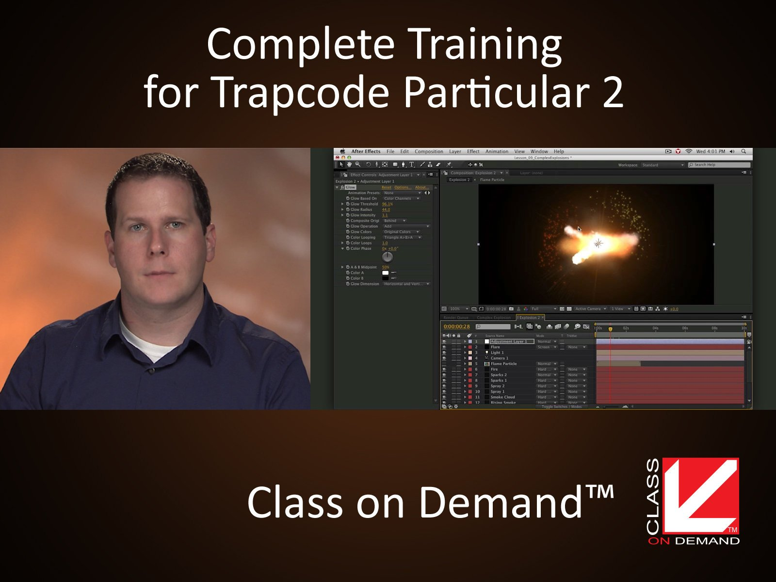 Amazon com: Watch Complete Training for RedGiant Particular 2
