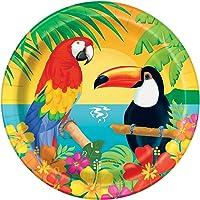 Tropical Island Luau