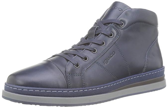 IGI&CO Uomo 41302, Sneaker a Collo Alto Uomo