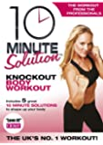 10 Min Solution Knockout Body Workou [Edizione: Regno Unito] [Import anglais]