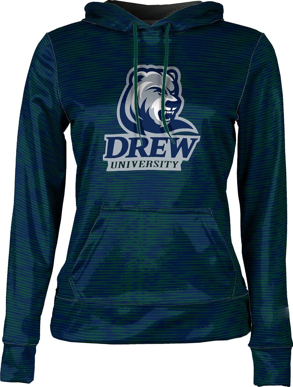 Velocity School Spirit Sweatshirt ProSphere Drew University Girls Pullover Hoodie