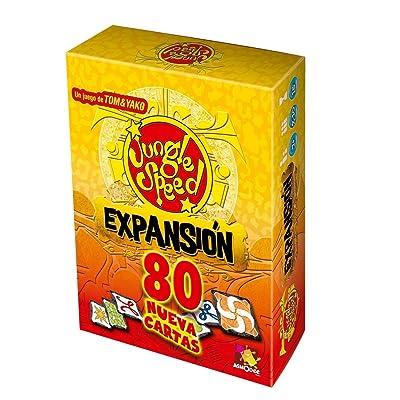 Asmodee- Jungle Speed Big Box (JS04ESN): Juguetes y juegos