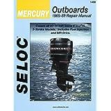 Clymer Repair Manual for Mercury 45-225 HP OB 1972-1989