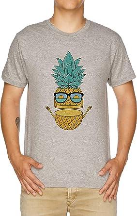 Piña Verano Gafas De Sol Camiseta Hombre Gris: Amazon.es: Ropa