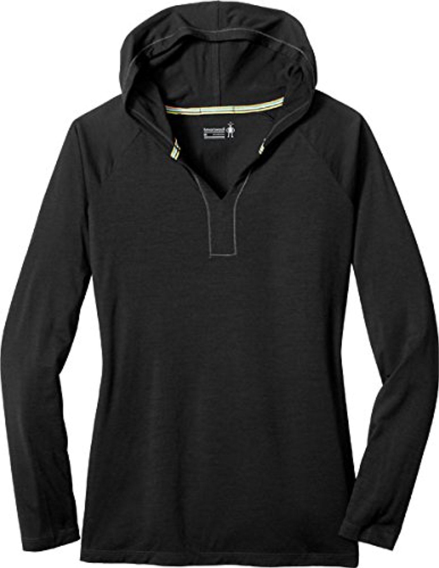 smartwool Women's Merino 150 Hoody Black S & E-Tip Glove Bundle by SmartWool, USA