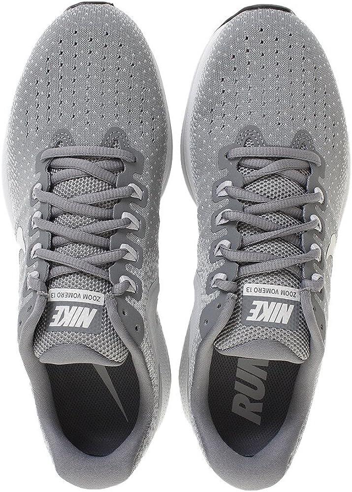 Nike Air Zoom Vomero 13, Zapatillas de Running para Hombre, Multicolor (Cool Grey/Pure Platinum/Wolf Grey/White 003), 46 EU: Amazon.es: Zapatos y complementos