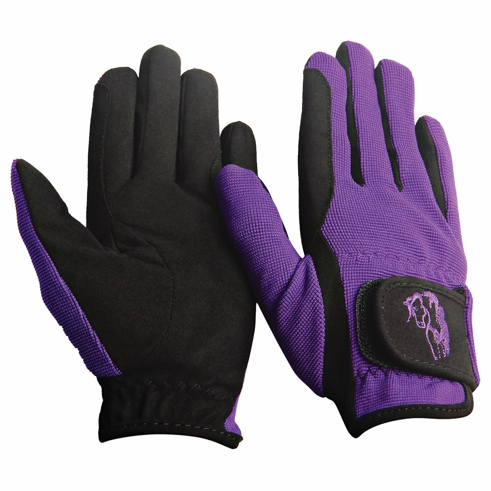 TuffRider Children's Performance Gloves JPC Equestrian Inc
