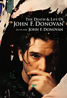 Book Cover: The Death & Life of John F. Donovan