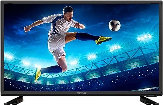 Televisor 32 Pulgadas TV 32 televisor HD no Smart DVB-T2 200 Hz Vivax 32le76t2: Amazon.es: Electrónica