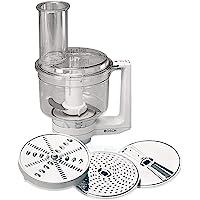 Bosch MUZ5MM1 Multimixer, Geschikt voor Bosch Keukenmachines MYM5, Wit en Transparant